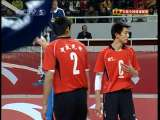 [排球]2009/2010全国排球联赛 江苏VS八一 1