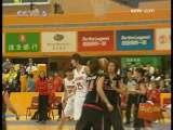 [篮球公园]东亚会:中国女篮2分险胜日本进决赛