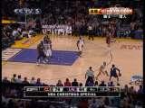 [视频]12月26日NBA圣诞大战 骑士-湖人 第4节