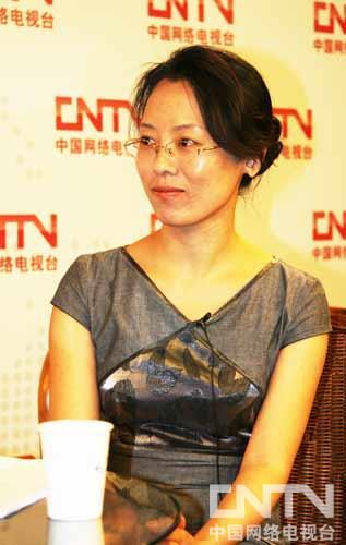 北京中医医院急诊科高年主治医师郭玉红做客中国网络电视台