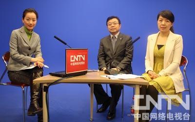 健康有约专访卫生部北京医院内分泌科主任:郭立新、副主任:王晓霞