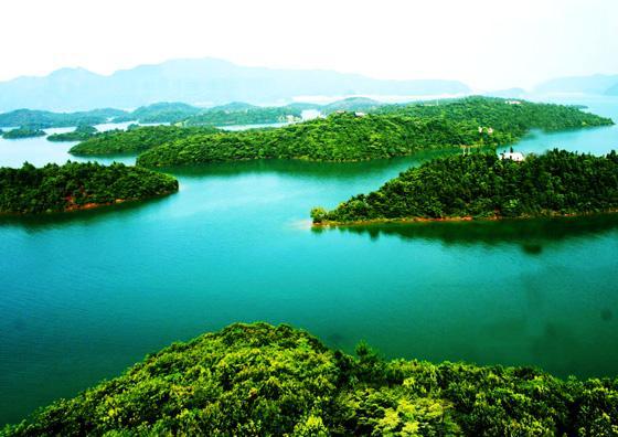 柘林湖风景名胜区
