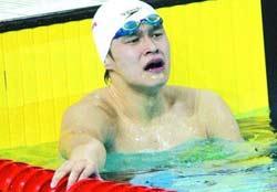 2010亞運會19歲孫楊成長