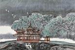 王文芳中国画艺术大展