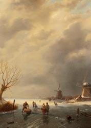 <b>主题展之三:跨世纪的经典——十九世纪欧洲油画</b>
