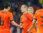 فازت الدنمارك على هولندا 1-0