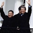 قام نائب رئيس مجلس الدولة الصينى دنغ شياو بينغ بزيارة رسمية للولايات المتحدة