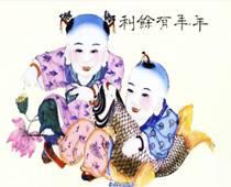 الرسوم الصينية التقليدية