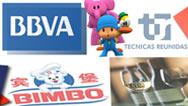 Empresas hispanas en China