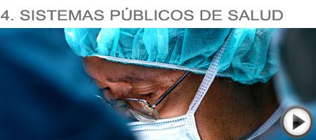Se trata de analizar los sistemas públicos de salud para revelar por qué no son capaces de funcionar eficientemente.<br><br><br>