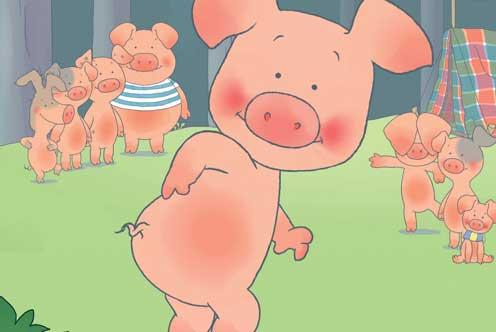 《小猪威比》可爱小猪带给你天真童趣