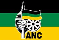 The African National Congress (ANC) <BR>