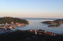 美丽的沿海小城大连旅顺