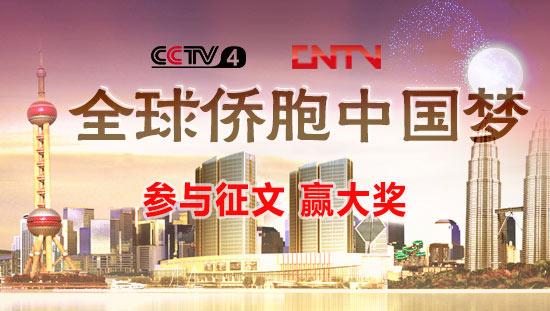 cctv-4 《全球侨胞中国梦》征