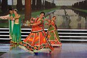 《印度舞蹈》
