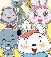 兔宝宝和三件神奇宝贝