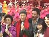 《闹秧歌》 表演者:胡宝善、胡军一家 (字幕版)