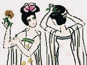 重阳节习俗 佩茱萸