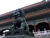 《故宫100》第七集  威猛铜狮