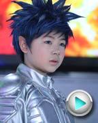 星际精灵蓝多多<br>外星小孩地球大冒险