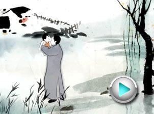 第七届中国国际大学生动画节宣传片《旅愁》