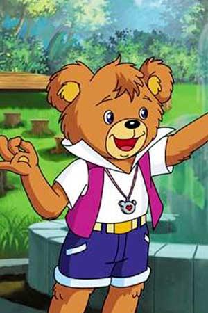 杰米熊之神奇魔术_聪明活泼的杰米熊是只热爱魔术的小熊,凭借魔术帮助了别人,并破坏了