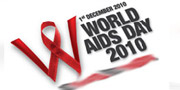 James Chau at World AIDS Day 2010