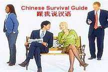 "Questionnaire on ""Survival Chinese跟我说汉语"""