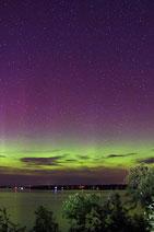 <b>Spectacular aurora across Northern Hemisphere</b>