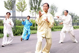 Ba Gua Zhang Boxing