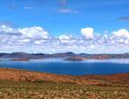 Lhanag-tso Lake - Ghost Lake<br>