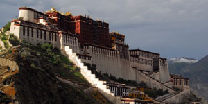 Major Overhaul of Potala Palace: The beginning