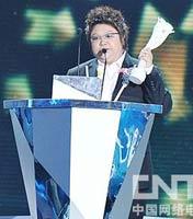 内地年度最佳女歌手:韩红