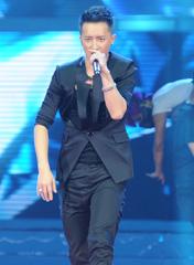 内地年度最受欢迎男歌手 韩庚