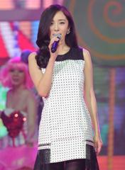 内地年度最受欢迎女歌手 杨幂