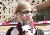 比利时游客:希望世博会一切顺利