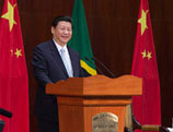 Xi Jinping effectue sa premire visite  ltranger 