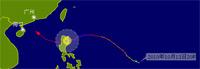 <font color=blue>Après avoir causé morts et destructions aux Philippines, Megi, le 13ème typhon de l&acute;année se dirige vers le nord-ouest dans la Mer de Chine Méridionale.<br><br>Des pluies violentes devraient venir marteler les régions c&#244;tières du Fujian, du Guangdong, du Guangxi et de Hainan. <br><br>Le Centre météorologique national a prolongé l&acute;état d&acute;alerte orange, le 2ème plus important. Au centre du typhon Megi, les vents atteignent force 16. </font>