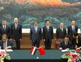 Le président égyptien en Chine, la volonté de booster le commerce