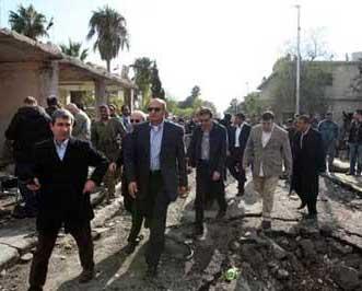 Les observateurs de la Ligue arabe arrivent en Syrie