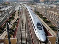 Le TGV Pékin-Shanghai