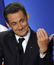 Principales propositions du projet électoral de Sarkozy