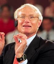 """战略大师波特<br>    迈克尔•波特——""""全球竞争战略之父""""、哈佛商学院终身教授"""