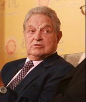 追问金融大鳄索罗斯<br>  乔治•索罗斯——索罗斯基金董事会主席