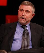 图解克鲁格曼<br> 保罗•克鲁格曼——2008年度诺贝尔经济学奖获得者