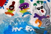 苏鸿瀚 《我是漂浮在大海上的泡泡宝宝》