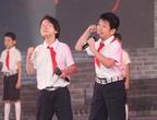 温州男童合唱团演唱 歌曲《少年强》