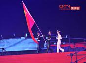 篇章二:军旗扬歌曲联唱