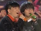 歌曲《跟着感觉走》 演唱:杨千嬅、任贤齐、周笔畅等八位明星
