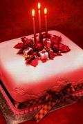 趣味圣诞蛋糕 甜蜜节日共分享(一)